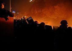 Ukraine Revolution by Alfred Yaghobzadeh #inspiration #photojournalism #photography