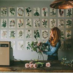 Paula Putz Design Blog | Tendência de decor: quadros botânicos | paulaputzdesign.c...