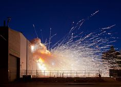The Explosive Works of Cai Guo Qiang | Hi Fructose Magazine #explosion #firework