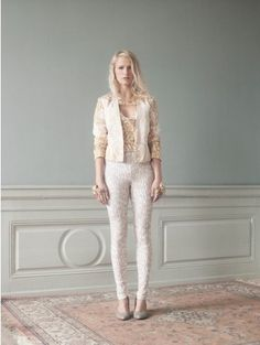 Pearl jacket, Picnic top and Starling leggings #fashion
