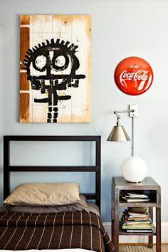 9ca85d8b40dd8bc422b843104e2bd003.jpg (изображение «JPEG», 600×900 пикселов) #interior #bedroom