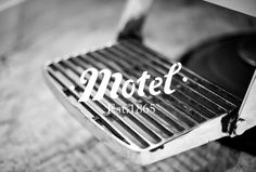 Motel Studios - She Was Only #logo #motel #branding
