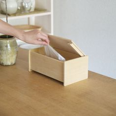 Toolbox in White by Oji & Design