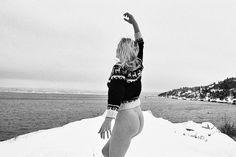 Lina Scheynius - photography #photography #snow #scheynius