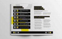 Dgoose Technologies brochure #brochure #print #design