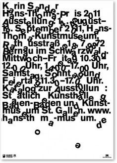 büro uebele // news #exibition #poster