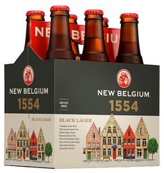 New Belgium 1554 #packaging #beer