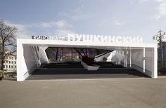 CJWHO ™ (za bor architects: pushkinsky cinema proposal,...) #design #photography #architecture #moscow #russia