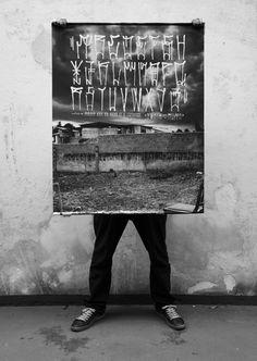 FONTE DAS RUAS #graffiti #calligraphy #lettering #typography