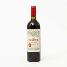 PETRUS POMEROL Grand Vin', a rare bottle of red Wine, 1985