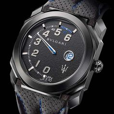 Bulgari Octo Retro Maserati GranSport - Ref. 102717