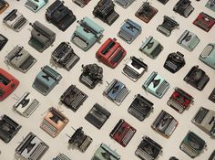this isn't happiness. : Photo #collection #pattern #typewriter