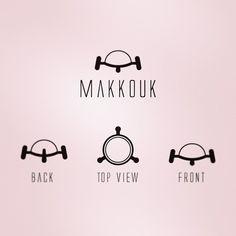 Makkouk #branding #annaba #algeria #filmmaker #makkouk #logo #ufo #production