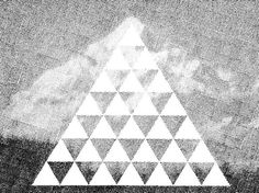 Metamountain | Dan Bina #mountain #ink #ny #bina #meta #dan #dots #paper #art #york #drawing #brooklyn #new