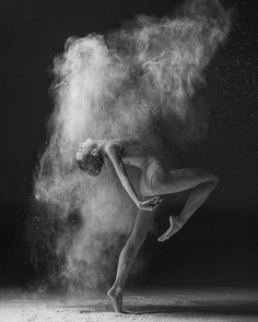 Black and White Ballet Photography by Alexander Yakovlev