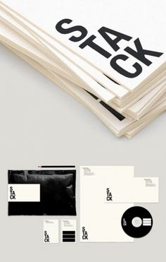 AisleOne - Graphic Design, Typography and Grid Systems #stationary #branding #typography