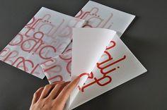 Matali Crasset #type #design #graphic