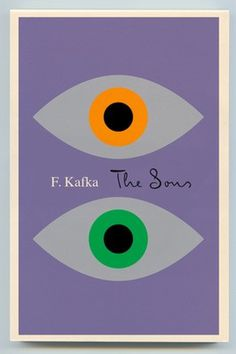 JACKET MECHANICAL: Kafka #design #graphic #book