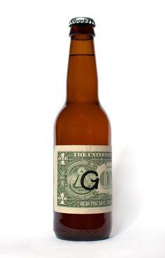 Omnipollo_bottle_Gone B #beer #bottle #packaging #design #graphic