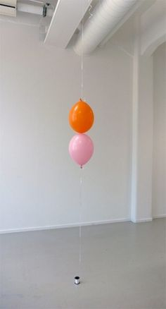 Daniel Eatock - BOOOOOOOM! - CREATE * INSPIRE * COMMUNITY * ART * DESIGN * MUSIC * FILM * PHOTO * PROJECTS #balloons #art