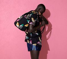 Viviane Sassen - Viviane Sassen — Adidas Originals / Pharrell Williams