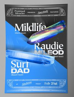 Mildlife at Shebeen #print #poster