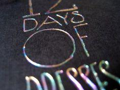 12 days of dresses | grayhood graphic†#type #neon