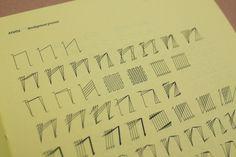 Arietta, process/specimen -- Abi Huynh #font #arietta #letter #type #experiment