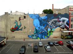 EtamSatOne.jpg 1142×857 pixels #urban #gallery #forms #crewsat #etam #one #poland #murals