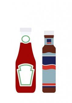 Nice Pair - stephen cheetham #packaging #english #graphic #food #illustration