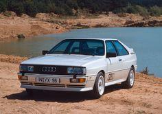 Audi Quattro 20v 1989 #industrial #car #auto