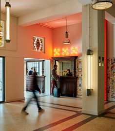 Generator Amsterdam by DesignAgency