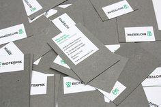 Biotermik #cards #business