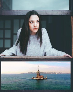 Colorful and Moody Lifestyle Portrait Photography by Ömer Çelik