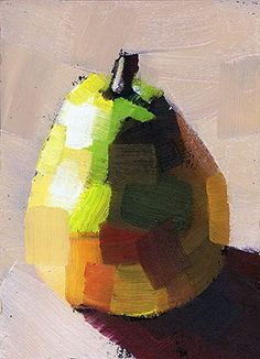 FFFFOUND! #pear #fruit #painting