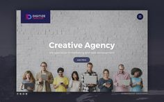 Digitize – Creative Multi-Concept
