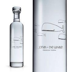 Jonah Whale Vodka : TACN Studio