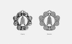 Oleum Priorat | Atipus #redraw #logo