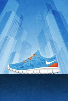 Matt Stevens // Creative Direction + Design - WORK BLOG - New Work: Sneaker Freaker #illustration