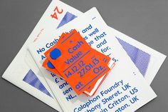 Colophon: No Cash Value — Collate #colophon #serif #sans #benjamin #value #critton