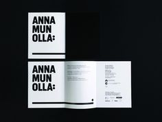 Lotta Nieminen — SI Special | September Industry #print #design #typography