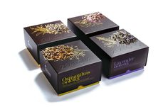 ZealongFlavoredTea #packaging #box #tea