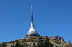 Liberec, Jested #liberec #czechpride #building #art #czech #jested
