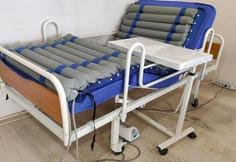 Karantina Hastası İçin Hasta Yatağı