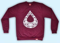Milk Sweater #design #graphic #illustration #printing #fashion