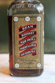 Beam Whiskey
