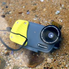 Watershot Pro Underwater iPhone 5/5S Housing #tech #flow #gadget #gift #ideas #cool