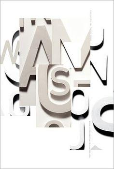 Balla Dora Typo-Grafika: Anne Jordan, Holden Caulfield Folio #typography