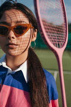 Sportswear and Sunglasses