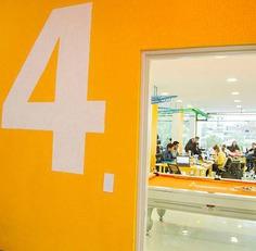 Wayfinding | Signage | Sign | Design | office | Kruger公司导视系统(9色)